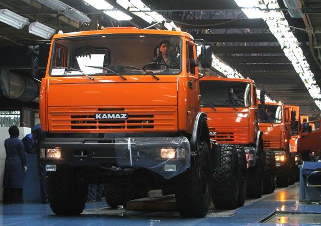 Экспорт автомобилей КАМАЗ в СНГ вырос, а в страны дальнего зарубежья — упал